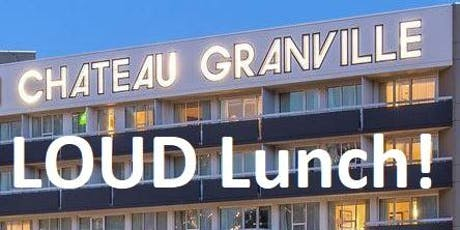 #LOUDlunch Business Networking tickets