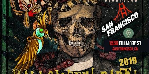 PERSIAN Halloween Party - San Francisco