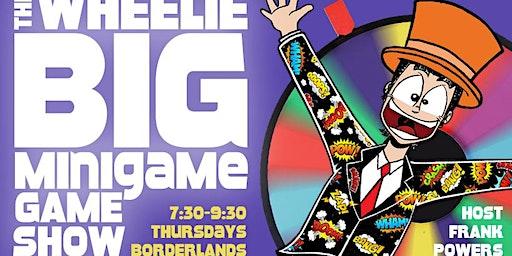 The Wheelie BIG minigame Game Show: 40+ minigames in 1 BIG Game