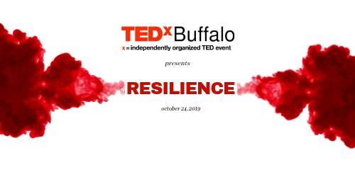 TEDxBuffalo : Resilience