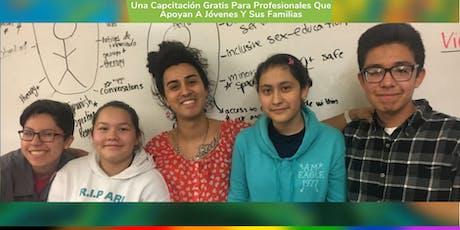 LGBTQ en Español: Capacitación de Mejores Prácticas tickets