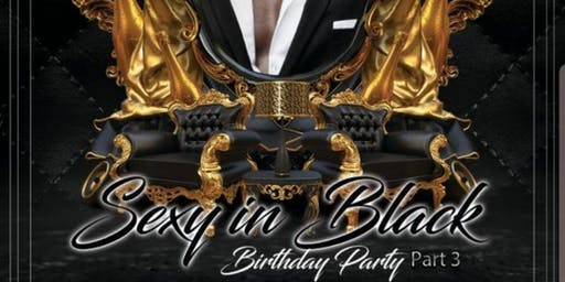 Michael Bowen's Sexy in Black Birthday Party Part 3