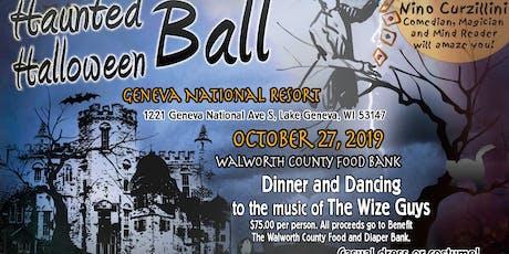 Annual Halloween Ball tickets