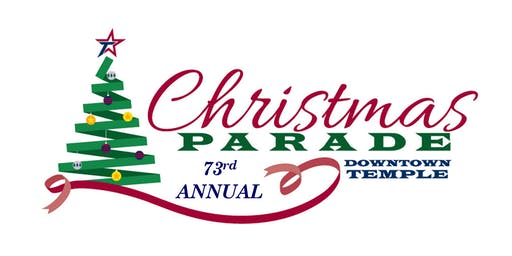 73rd Annual City of Temple Christmas Parade-2019