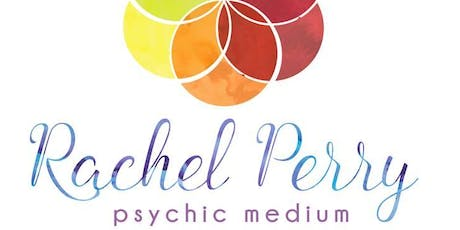 Friday November 15, 2019 - Connecting Two Worlds with Psychic Medium Rachel Perry ingressos