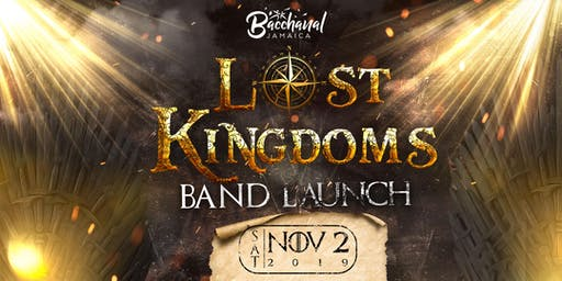 Bacchanal Jamaica 2020 Band Launch (Early Bird Tickets $14.62 - $48.28 While Stocks Last)