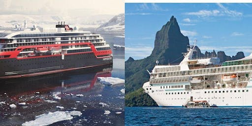 Expedition and Exotics Cruise Night w/Paul Gauguin and Hurtigruten