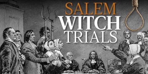 NORTHSIDE Salem Witch Mock Trial (For Grades 4-8 ONLY)