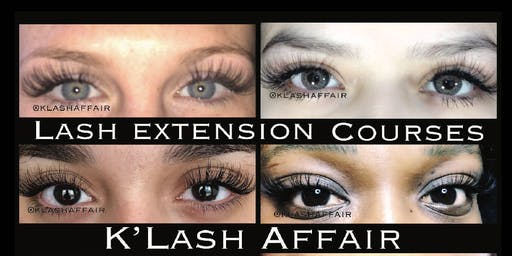 Dallas Lash Extension Course