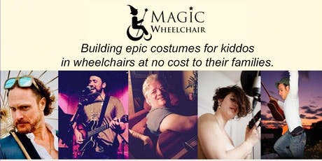 Support Magic Wheelchair with Paul Weinfield and Friends! tickets