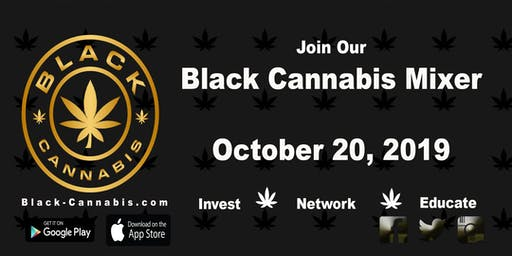 Black Cannabis Mixer