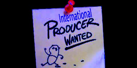 OPEN NOW- DUE OCT 1st- 2020- International PRODUCERS Challenge  tickets