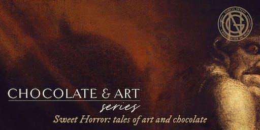 Sweet Horror: Tales of Art & Chocolate