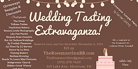 Wedding Tasting Extravaganza tickets