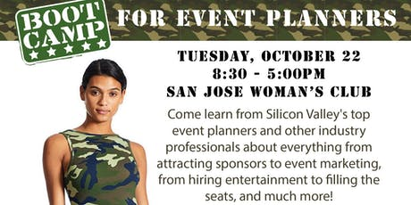 Boot Camp for Event Planners tickets