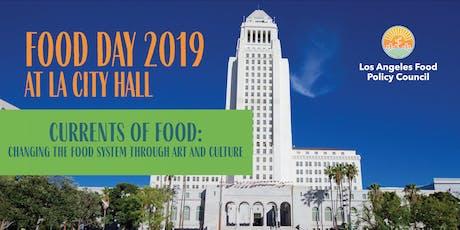 Food Day LA 2019 tickets