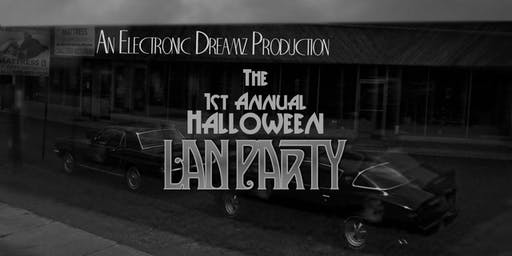 Electronic Dreamz Halloween LAN Party - Leesburg, FL - Lake County