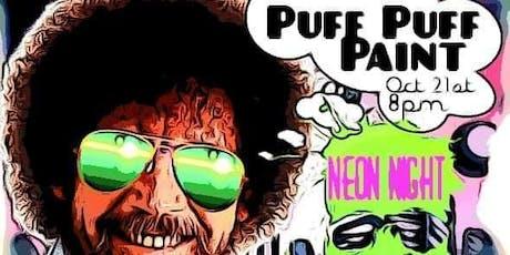 Puff Puff Paint Halloween Edition tickets