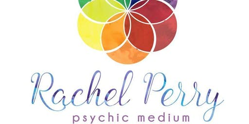 Thursday November 7, 2019   An Evening with Spirit - Psychic Medium Rachel Perry