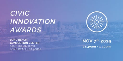 Civic Innovation Awards Luncheon