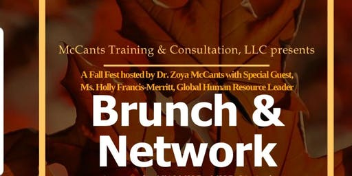 Brunch & Network Hosted Dr. Z. McCants