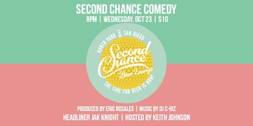 Second Chance Comedy VI