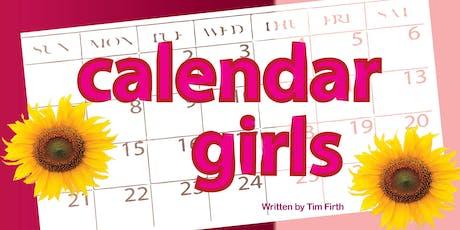 Calendar Girls Fundraising Event tickets