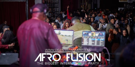 For The Love of Afro Beats ( Thanksgiving Night)