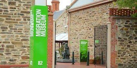 Rechner Cottage Migration Museum tour tickets