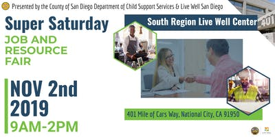 Super Saturday Job & Resource Fair