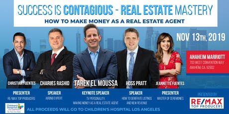 Success Is Contagious - Real Estate Mastery Expo tickets