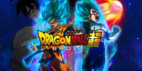 Dragon Ball Super: Broly tickets