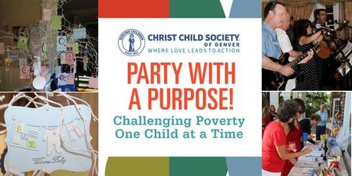 2019 Denver Christ Child: Party with a Purpose!