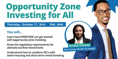 Opportunity Zone Investing for All