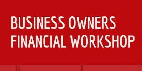 Business owners Financial Workshop tickets