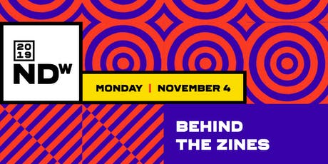 Behind the Zines tickets
