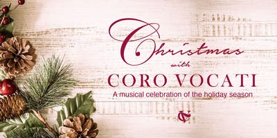 """Christmas with Coro Vocati"""
