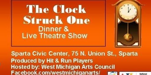 Halloween Dinner Theater by the West Michigan Arts Council