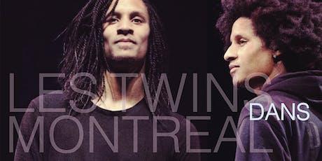 Les Twins! 2019 Montreal Workshop + After Party! billets