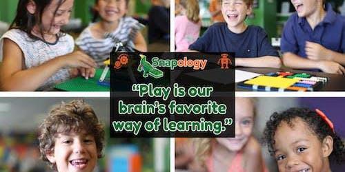 School Day Off LEGO STEAM/Robotic Camp