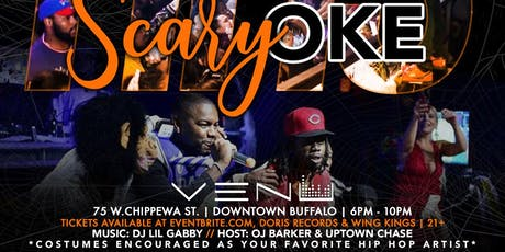 Hip Hop Scaryoke tickets