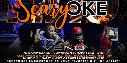 Hip Hop Scaryoke