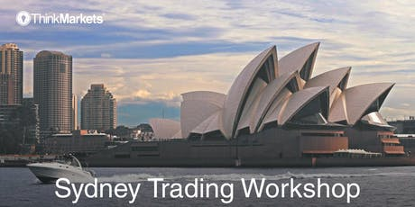 Sydney Trading Workshop tickets