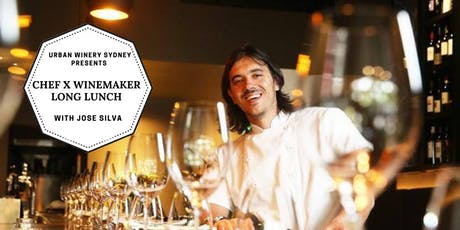 Chef X Winemaker Long Lunch with Jose Silva tickets
