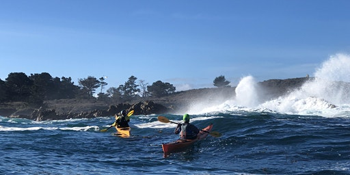 Open Coast Leadership Adventure with David Santaniello and Laura Zulliger