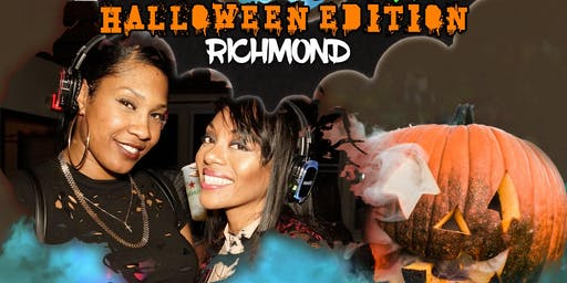 "MILLENNIUM AGE HOSTS: SILENT PARTY RICHMOND ""90s, 2000s, TRAP"" HALLOWEEN"