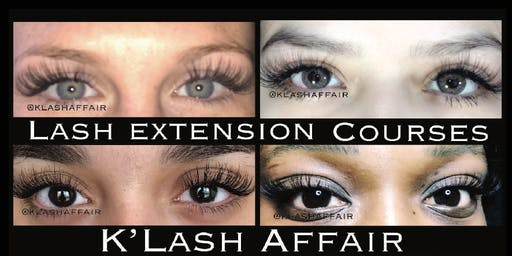 Baton Rouge Lash Extension Course