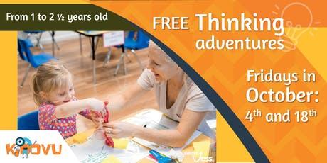 Free Thinking Adventures tickets