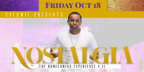 NOSTALGIA: The Homecoming Experience V. II tickets