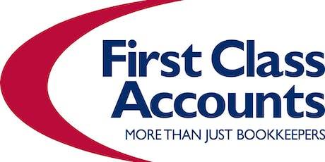 First Class Accounts Bookkeeping Information Seminar Sydney November 2019 tickets